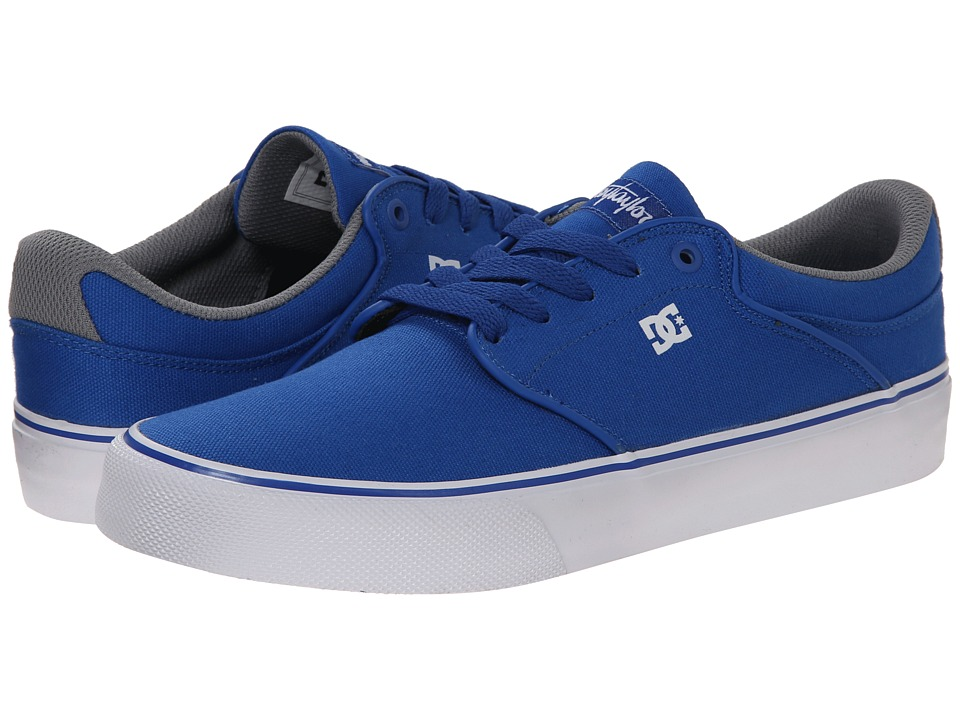 DC - Mikey Taylor Vulc TX (Nautical Blue) Men's Skate Shoes