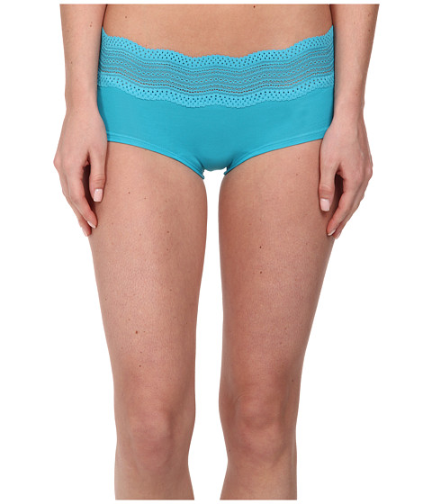 Cosabella - Dolce Boyshort (Babylon Blue) Women