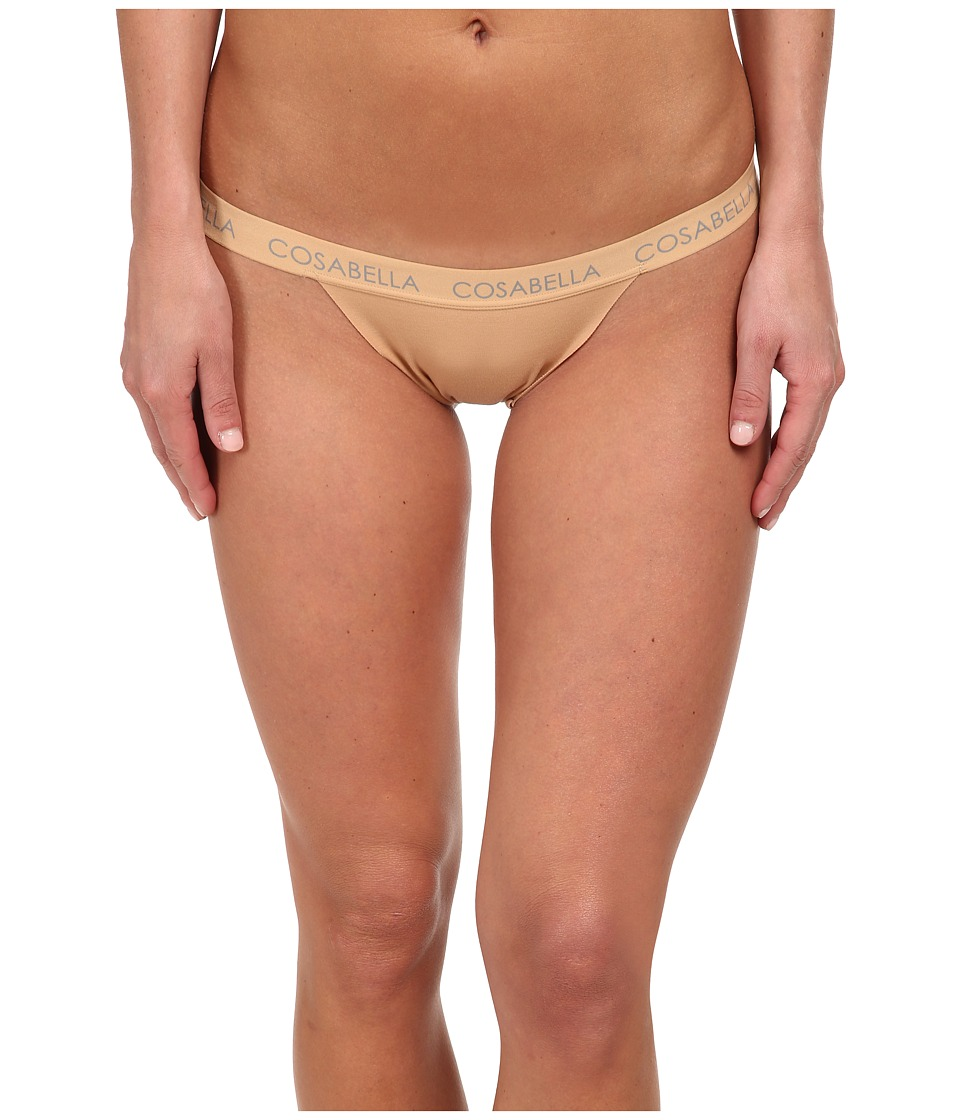 Cosabella - Edge Lowrider Thong (Nude) Women