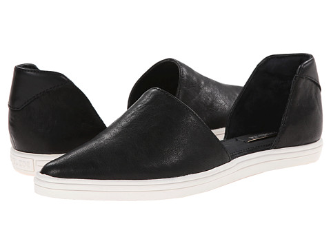 Rachel Zoe - Camden (Black Nappa Leather) Women