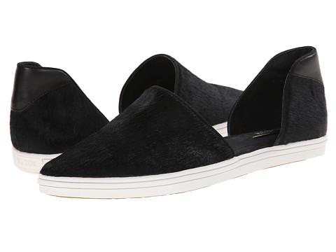 Rachel Zoe - Camden (Black Hair Calf) Women's Dress Flat Shoes