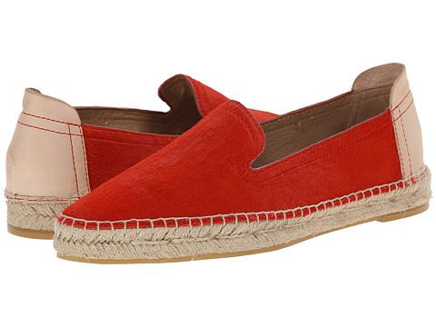 Rachel Zoe - Cherry (Coral Hair Calf) Women's Flat Shoes
