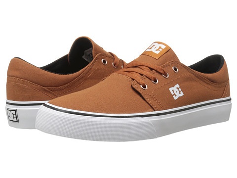 DC - Trase TX (Brown/Black) Skate Shoes