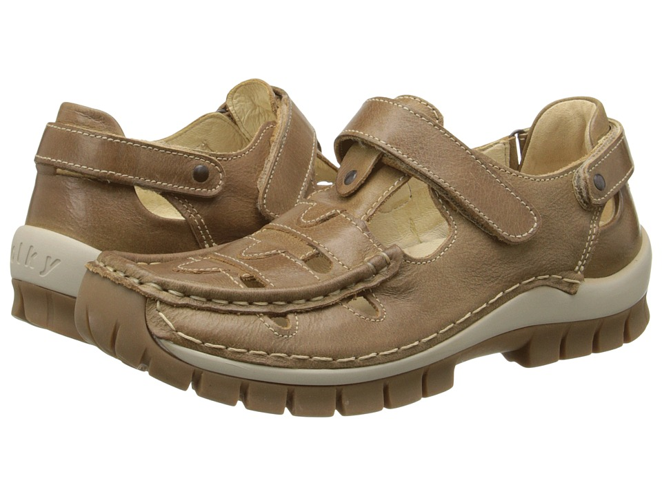 Wolky - Move (Taupe) Women's Sandals