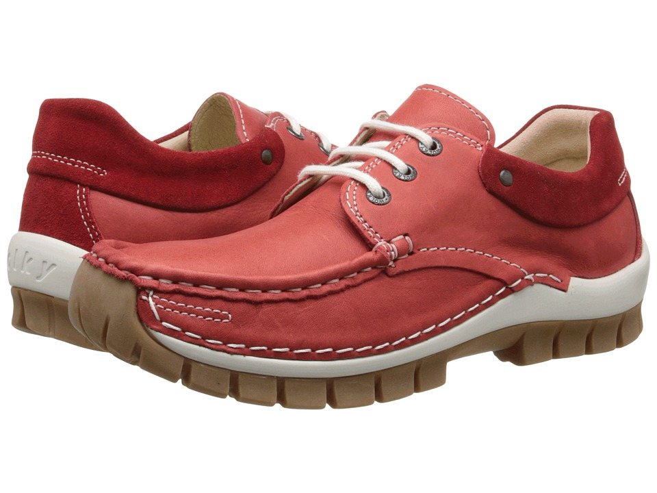 Wolky - Fly (Alarm Red) Women