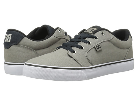 DC - Anvil TX (Beige) Men's Skate Shoes