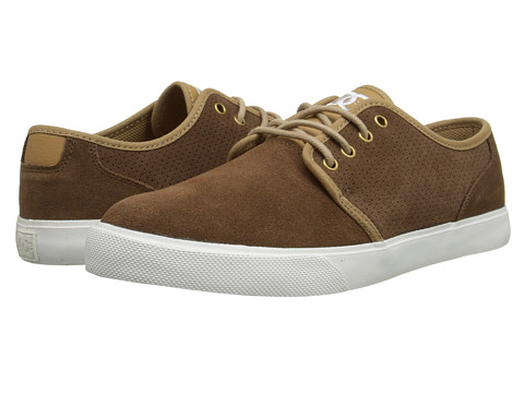 DC - Studio SD (Dark Brown) Men's Skate Shoes