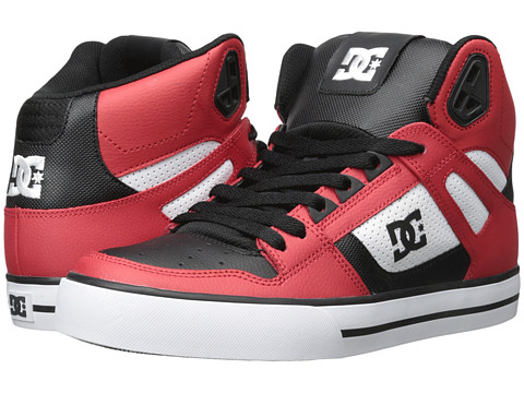 DC - Spartan High WC (Red/Black) Men
