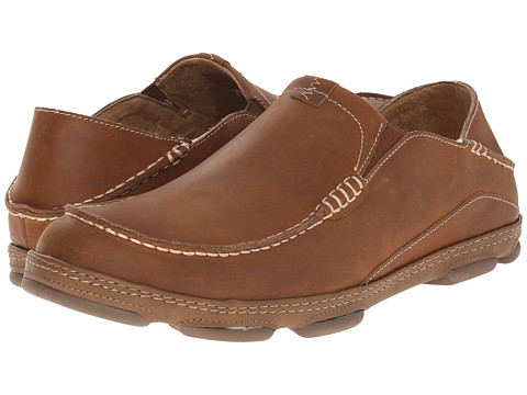 GBX - Ayr (Tan) Men's Slip on Shoes