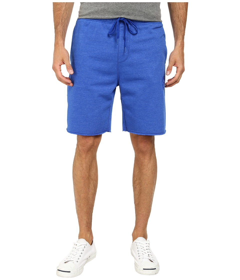 Converse - Core Plus French Terry Short (Sapphire) Men's Shorts