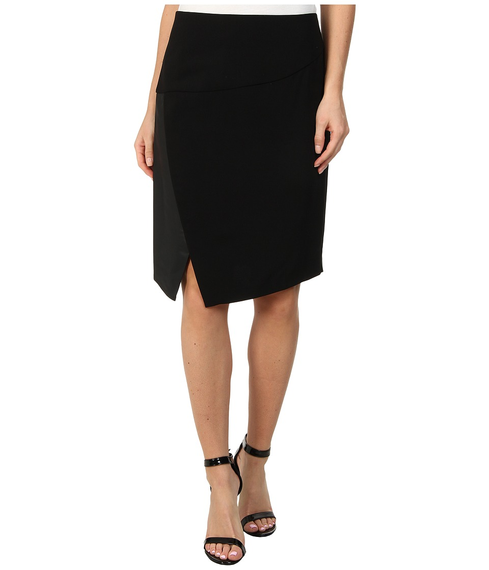 kensie - Skirts KSDK6209 (Black) Women's Skirt