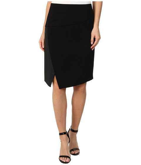 kensie - Skirts KSDK6209 (Black) Women