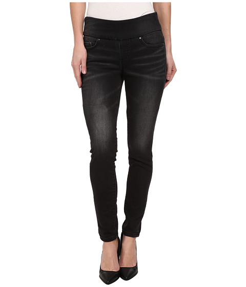 Jag Jeans - Nora Pull-On Skinny Knit Denim in Black (Black) Women's Jeans