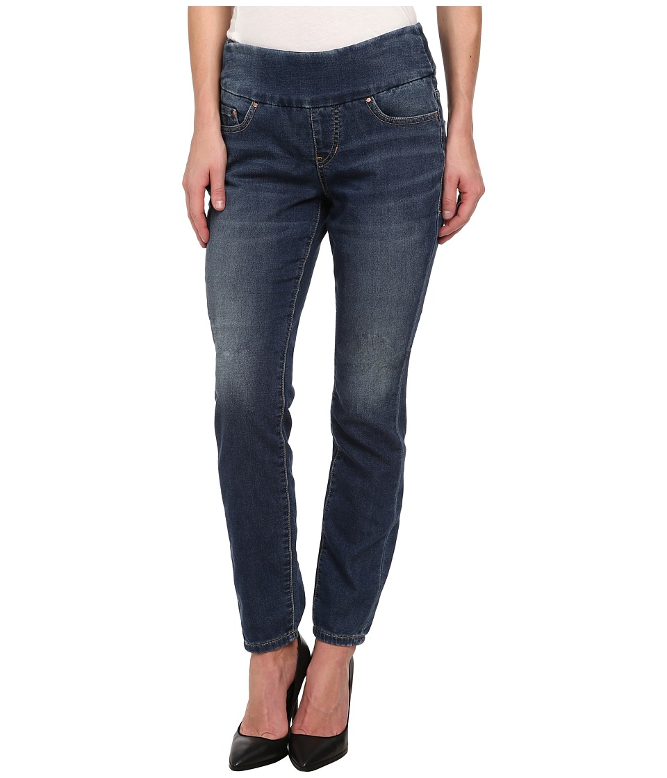 Jag Jeans - Nora Pull-On Skinny Knit Denim in Forever Blue (Forever Blue) Women's Jeans