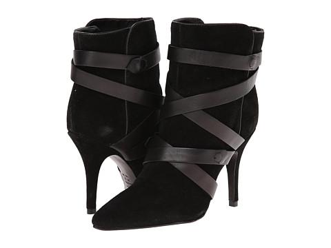 Schutz - Lyra (Black Camurcao/Atanado Sof) Women's Pull-on Boots