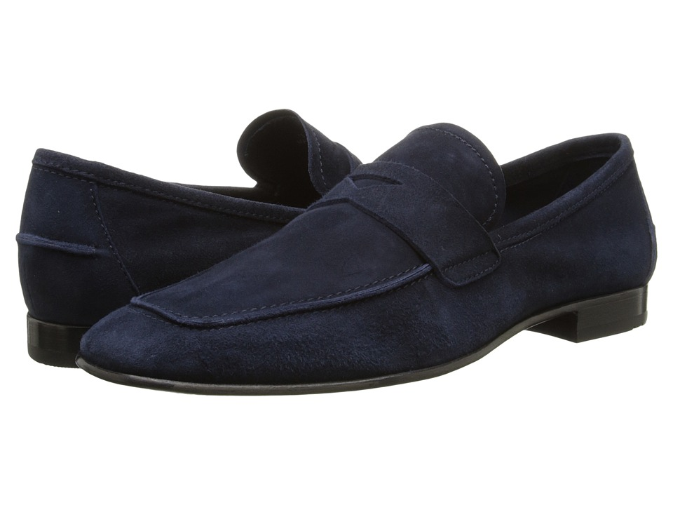 Lloyd - Evandro (Navy) Men's Shoes