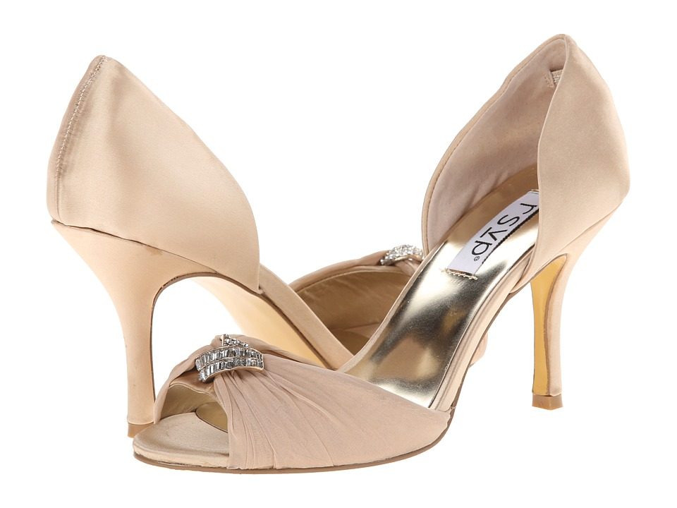 rsvp - Zina (Nude) Women's Slip-on Dress Shoes