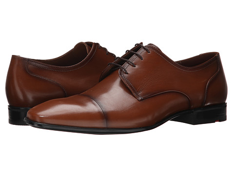 Lloyd - Oktant (Brandy) Men's Shoes