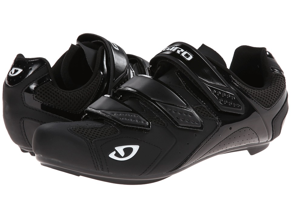 Giro - Treble II (Matte Black) Men's Cycling Shoes