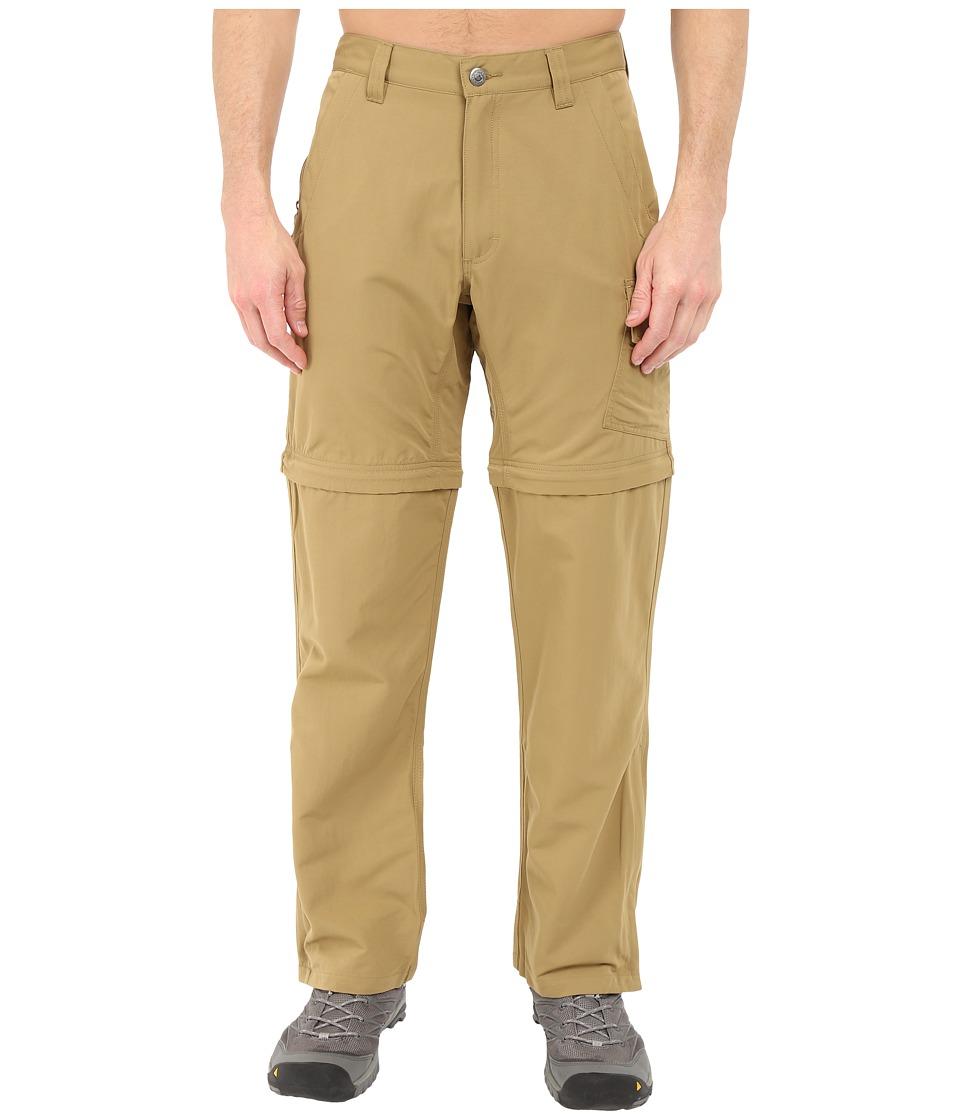 Mountain Khakis - Granite Creek Convertible (Mushroom) Men's Clothing