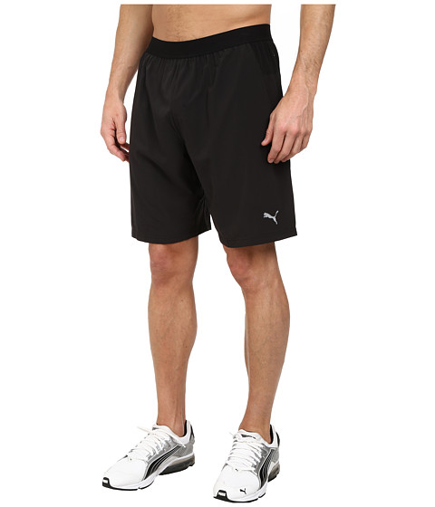 PUMA - PR Core 9 Short (Black) Men's Workout