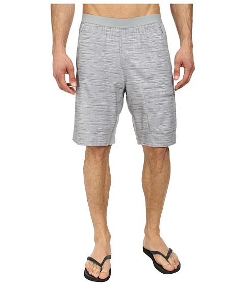 PUMA - PT At Cool 10 Hybrid Short (Smoked Pearl) Men's Shorts