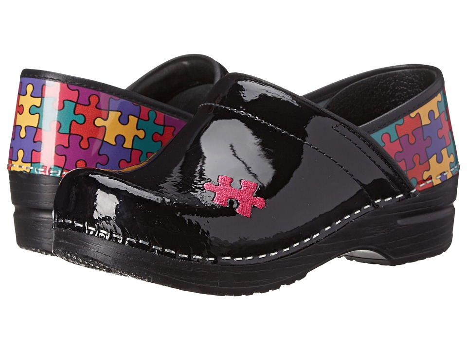Sanita - Original Professional Hope (Black) Women's Clog Shoes