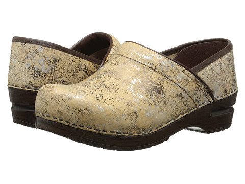 Sanita - Original Professional Ozma (Beige) Women's Clog Shoes