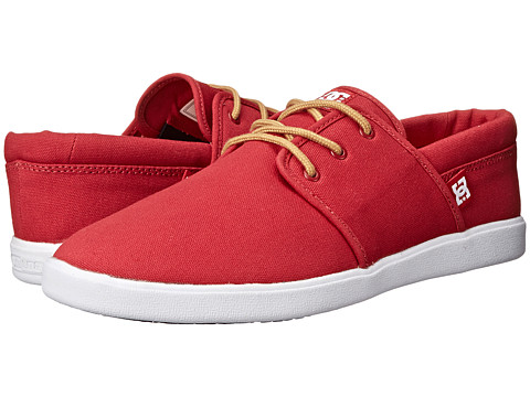 DC - Haven (Chili Pepper) Men's Skate Shoes