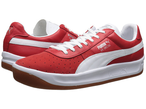 58e1ff4788c5 UPC 888533958469 product image for PUMA GV Special Basic Sport (High Risk  RedWhisper .. Sale Mens Puma GV Special White Red Black ...