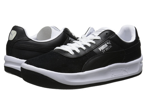 PUMA - GV Special Basic Sport (Black/Black) Athletic Shoes