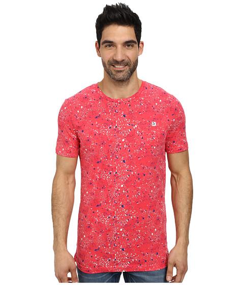 PUMA - Speckle Tee (Geranium/Clematis Blue/Vivid Viola) Men's T Shirt