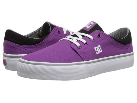 DC - Trase TX (Purple/White) Women