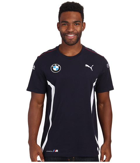 PUMA - BMW Team Tee (BMW Team Blue) Men