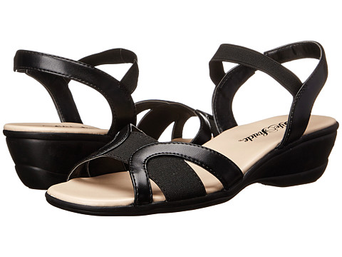 LifeStride - Add (Black) Women's Sandals