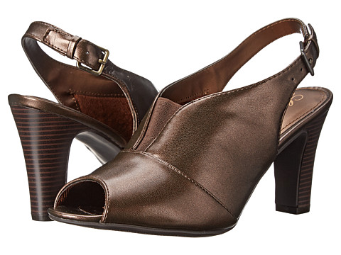 LifeStride - Chip (Dark Brown) Women
