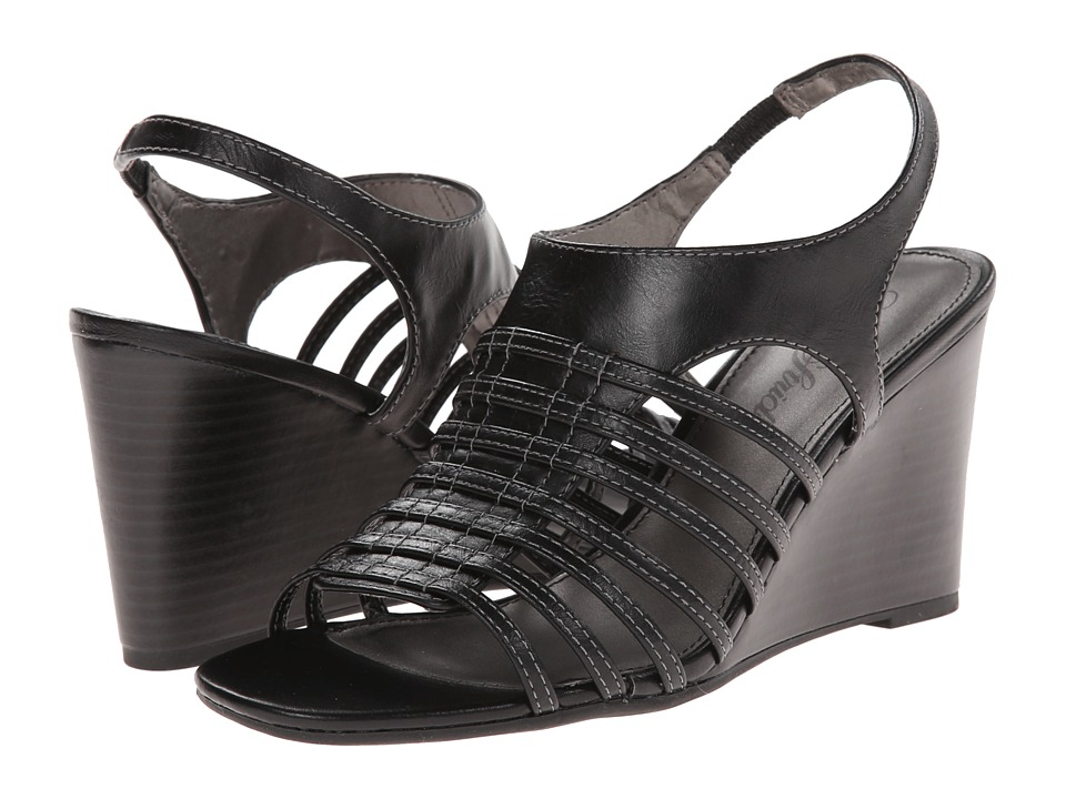 LifeStride - Clara (Black) Women's Shoes