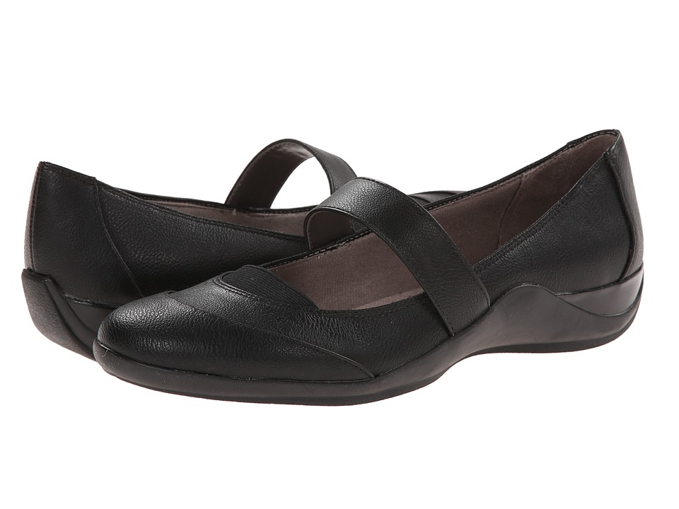 LifeStride - Maizy (Black) Women's Shoes