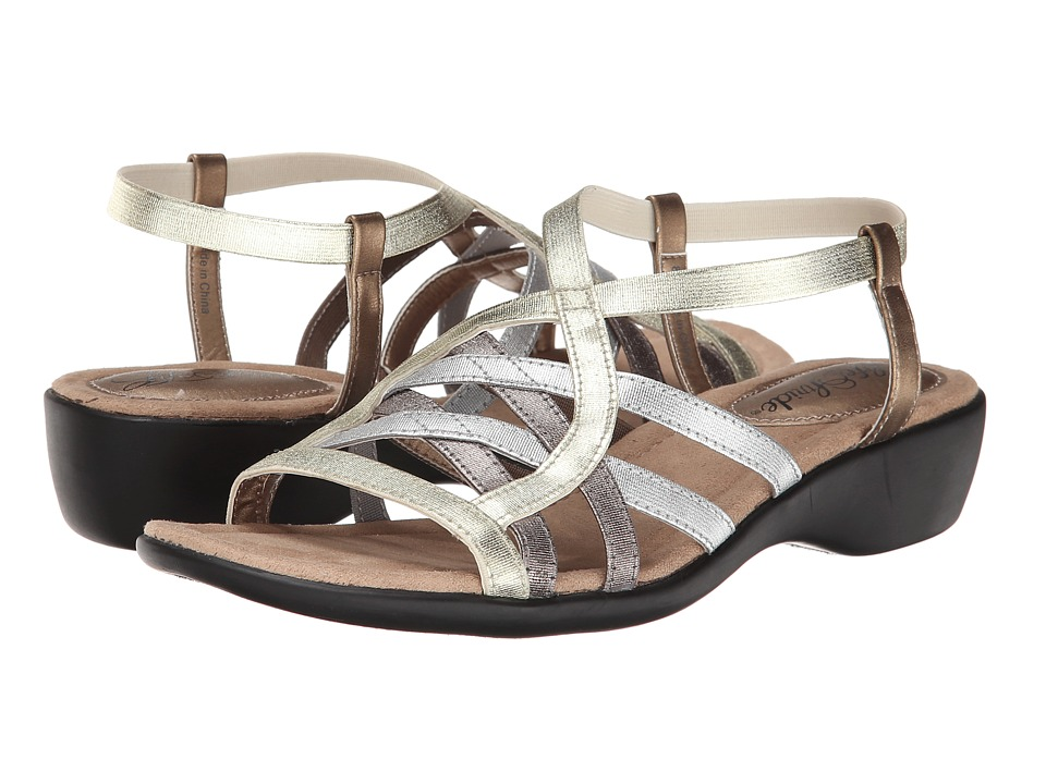 LifeStride - Tandie (Champagne Multi) Women's Shoes