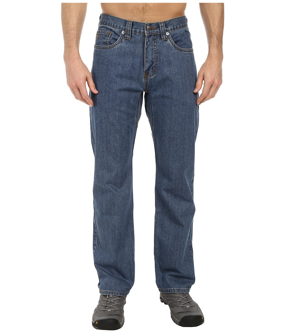 Mountain Khakis - Original Mountain Jean (Light Denim) Men's Jeans