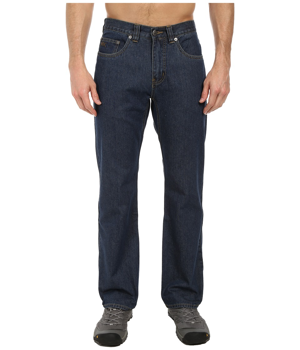 Mountain Khakis - Original Mountain Jean (Dark Denim) Men's Jeans