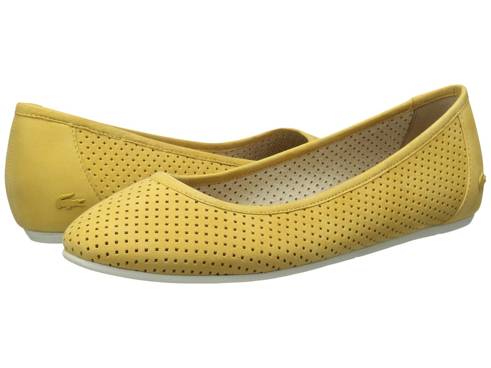 Lacoste - Cessole 2 (Dark Yellow) Women