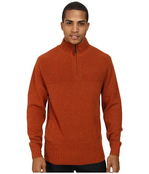 Rodd & Gunn - Cascade Range Knit (Ginger) Men