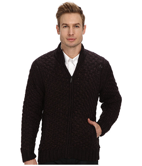 Rodd & Gunn - Eastbourne Knit (Blackberry) Men's Clothing