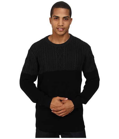 Rodd & Gunn - Mount Greenlaw Knit (Charcoal) Men