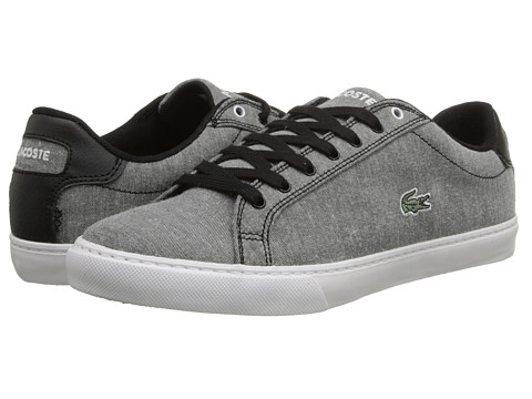 Lacoste - Grad Vulc CR2 (Black/Black) Women