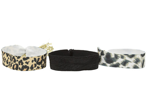 Jane Tran - 3-Pack Hair Tie (Animal Print) Hair Ties