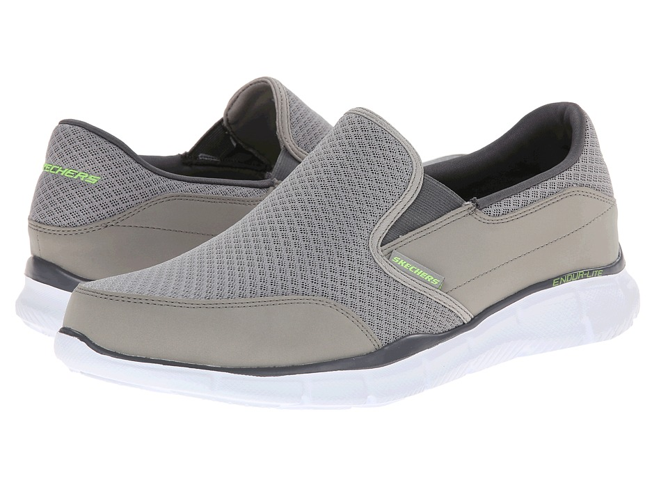 SKECHERS Equalizer Persistent (Gray) Men