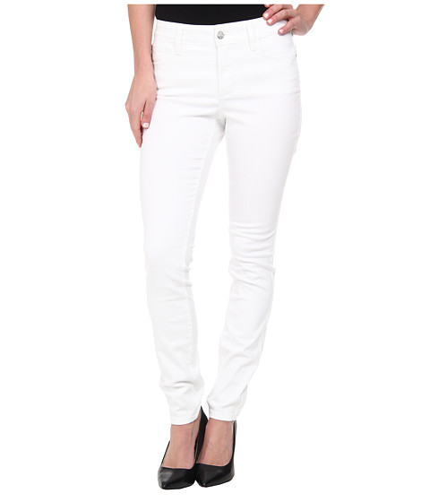 NYDJ - Alina Legging in Optic White (Optic White) Women