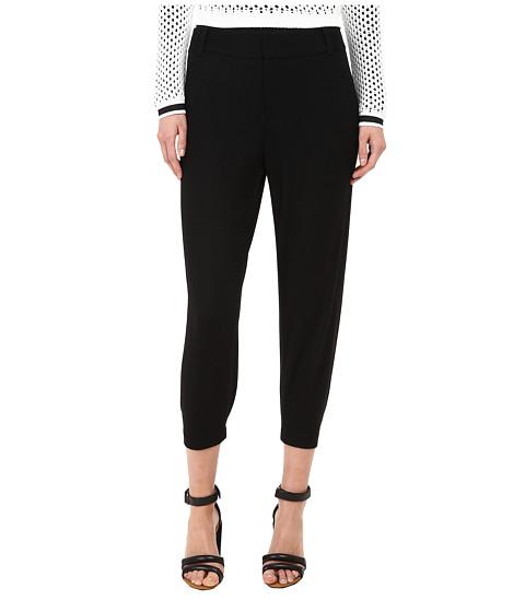 HELMUT LANG - Sonar Wool Stovepipe Pant (Black) Women